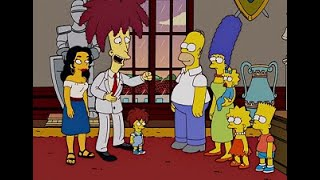 I Simpson in Italia con Telespalla Bob