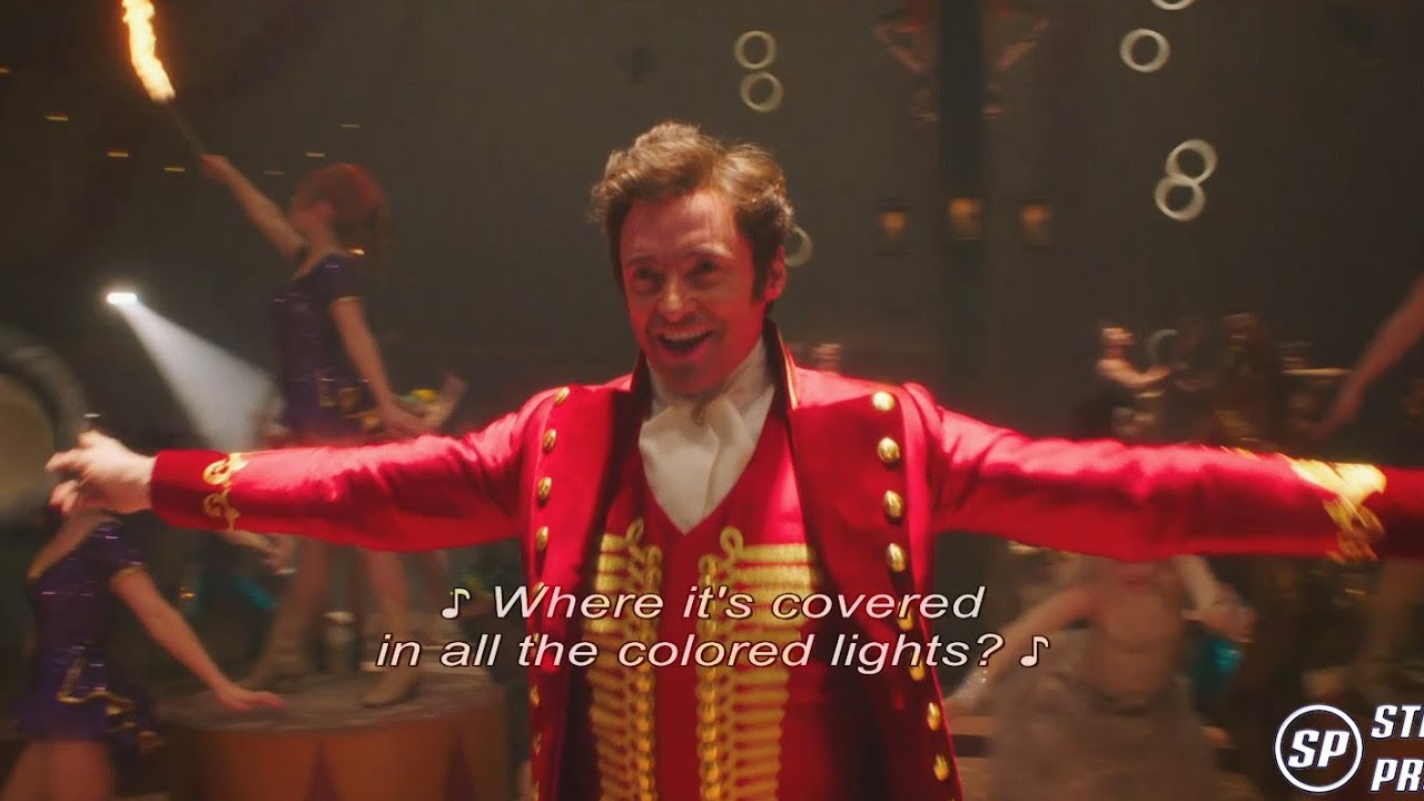 The Greatest Showman The Greatest Show 1080p Subtitled