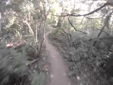 North Shore Mountain Bike Trail, Grapevine, TX (Virtual Ride)