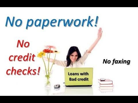 Payday Loans Online (GET A INSTANT APPROVAL GUARANTEED LOAN!) (NEW 2017) - YouTube