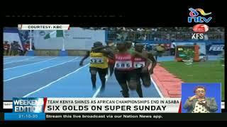Video Team Kenya light up Asaba to finish overall African athletics champions download MP3, 3GP, MP4, WEBM, AVI, FLV September 2018