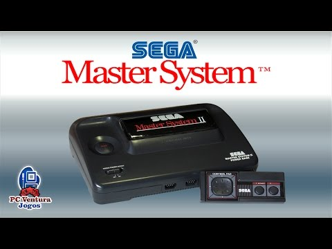 Como Jogar Master System No PC (Kega Fusion 3.64 )
