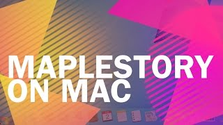 Can play maplestory on mac  MapleStory Angelic Buster Skill