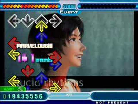 Stepmania - Lucid Rhythms (Namco)