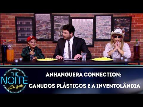 Anhanguera Connection: Proibição dos canudos plásticos e a inventolândia | The Noite (13/03/19)