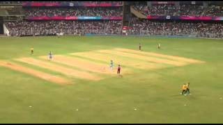 most runs in one ball