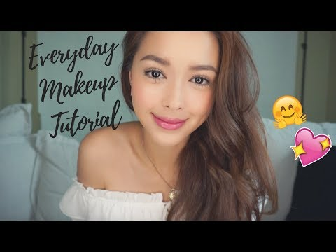 MY EVERYDAY MAKEUP TUTORIAL | Patricia Good