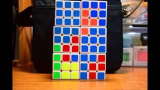 Stop motion animation - tetris