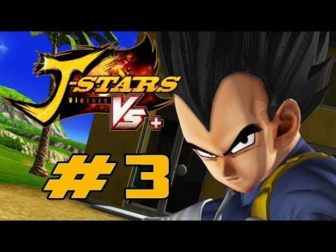J-Stars Victory VS+ [PS4] - English Walkthrough Part 3 Dynamic Arc [HD]