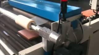 видео Расположение оборудования в погонажном цеху
