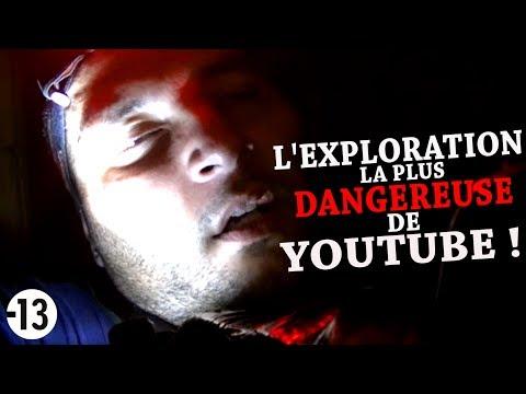 L' EXPLORATION PARANORMAL LA PLUS DANGEREUSE DE YOUTUBE ! (Chasseur de Fantômes) Hanté Urbex