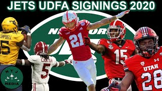 New York Jets Undrafted Free Agent Signings Breakdown