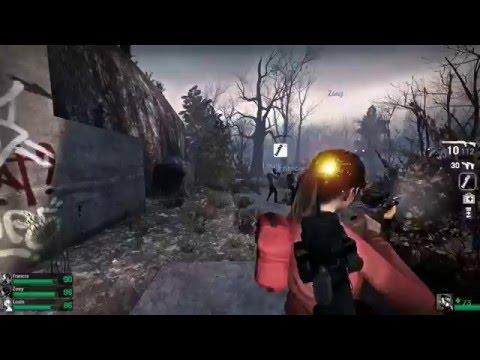 Left 4 Dead - Blood Harvest Reversed - 60fps
