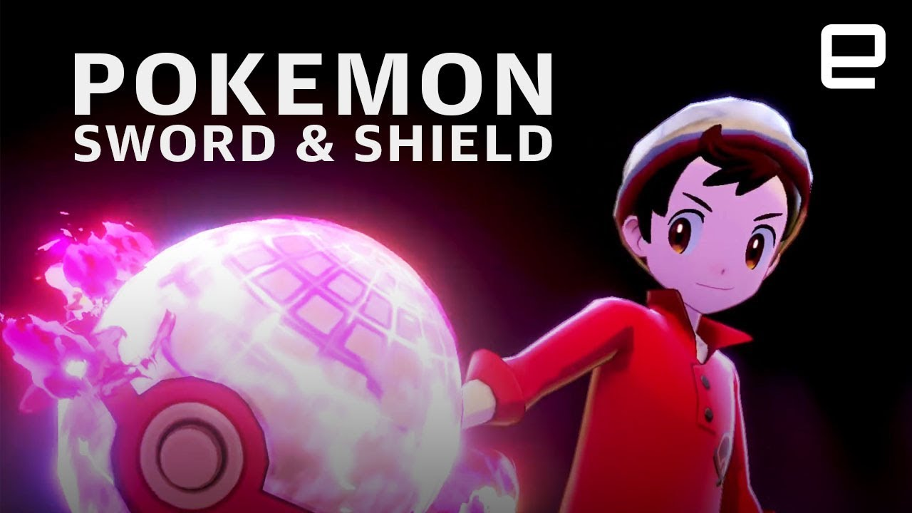 Pokemon Sword Shield Hands On At E3 2019 Youtube