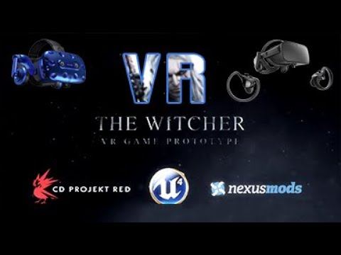 [VR][UE4]The Witcher: Enhanced Edition - Trailer