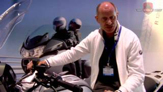 The New BMW R 1200 RT Videos
