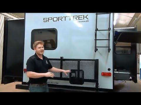 2019 Sporttrek 327 VIK By Venture (King U/Granite Decor)