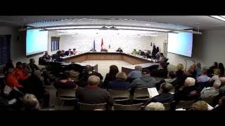 Town of Drumheller Regular Council Meeting of October 17, 2016