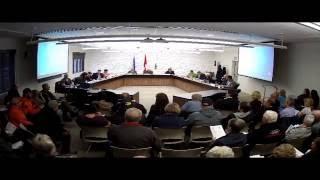 Town of Drumheller Regular Council Meeting of October 17, 2016
