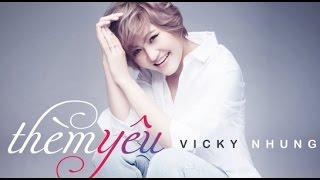 Thèm Yêu - Vicky Nhung - Acoustic Guitar Cover Cưc Hay