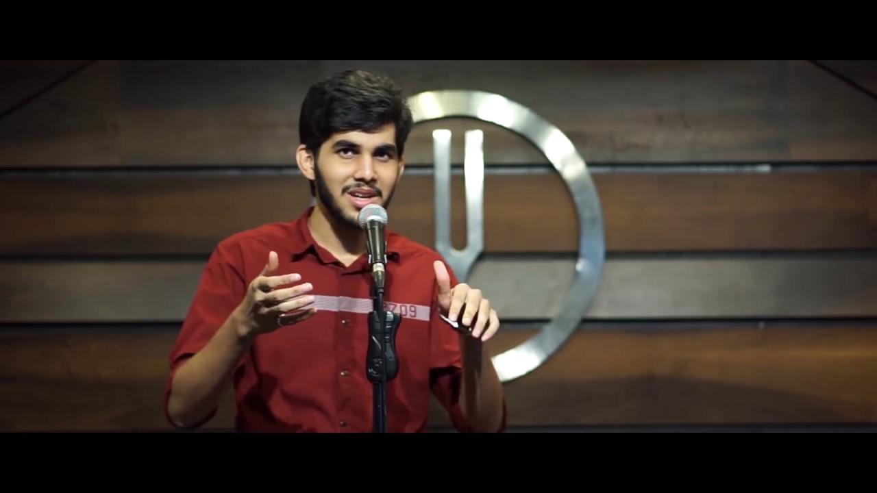 """Shayad Wo Pyaar Nahi""- Yahya Bootwala | Spill Poetry | Hindi Spoken Word #1"