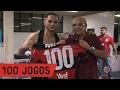 Pará ganha camisa pelos 100 jogos no Mengão