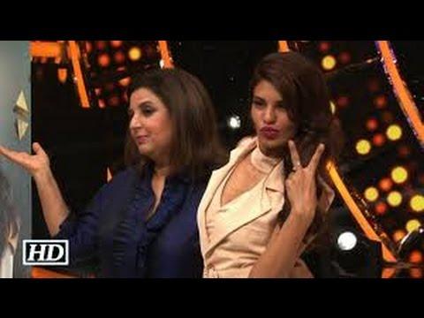 Jhalak Dikhla Jaa- Farah Khan And Jacqueline Fernandez showed some dance moves!!