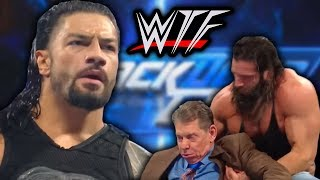 WWE SmackDown Live Superstar Shakeup 2019 WTF Moments (16 April) | Roman Reigns Floors Vince McMahon