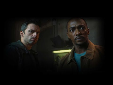 Official Trailer I Marvel Studios' The Falcon and the Winter Soldier I Disney+ Hotstar Premium