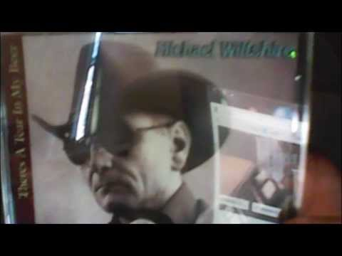 MICHAEL WILTSHIRE CD     FULL ( COVER  BY ANGEL) 1O SONGS ON FULL CD!