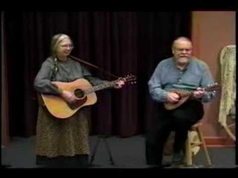 Miss Farquarson's Reel  - Phil Williams, mandolin