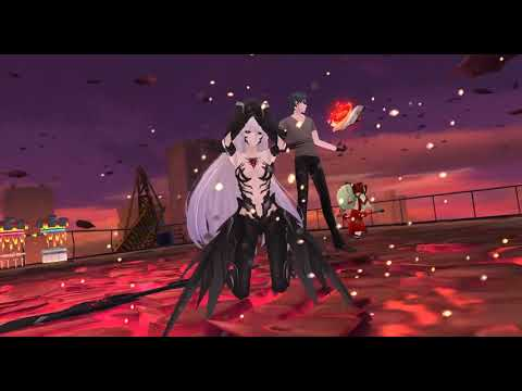 Closers Wolfgang Omega Queen Boss fight & ending