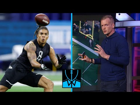 NFL Draft 2020 Scouting Report: Notre Dame WR Chase Claypool | Chris Simms Unbuttoned | NBC Sports