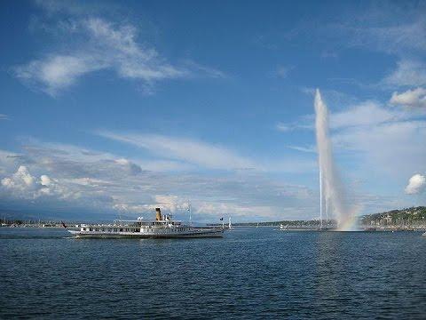 Λίμνη Λεμάν (Γενεύης) - Geneve et son lac
