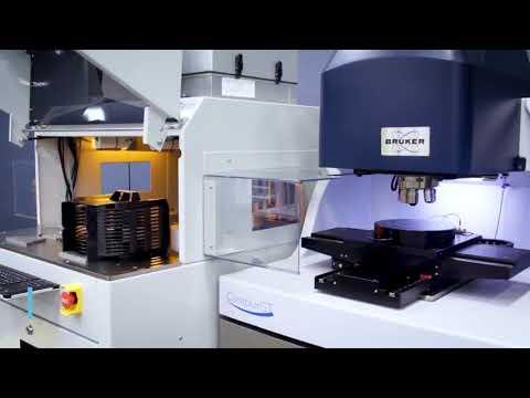 Semiconductor Wafer Handling Metrology Application