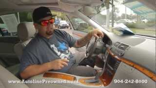 Autoline's 2006 Mercedes-Benz E-Class E350 Walk Around Review Test Drive