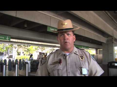 Metrorail Miami Dade County- Day in the Life