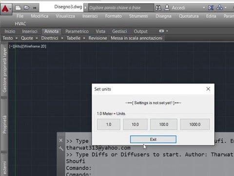 HVAC Lisp error