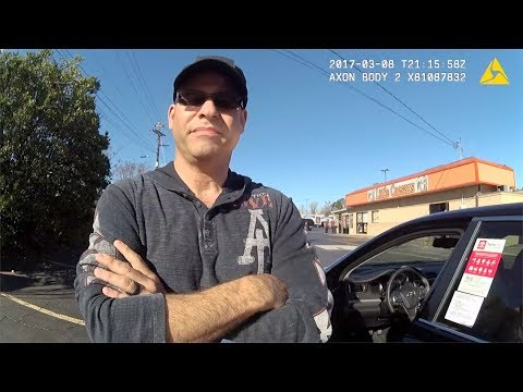 Cringeworthy Police Impersonator Jefrey Scott Schultz