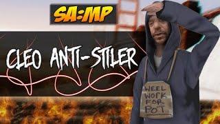 Let`s cheat (GTA SAMP) #2 -Не ловим стиллеры 0.3.7   Antistealer