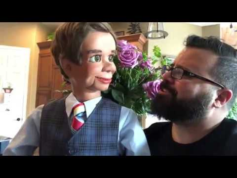 Ventriloquist Jimmy Vee Wishes All Mothers a Happy Mother