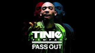 Tinie Tempah - Pass Out Instrumental
