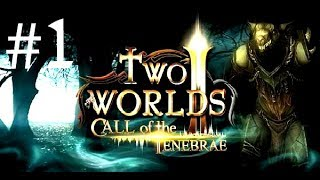 Two Worlds II Call of the Tenebrae Gameplay Walkthrough Part 1 PC