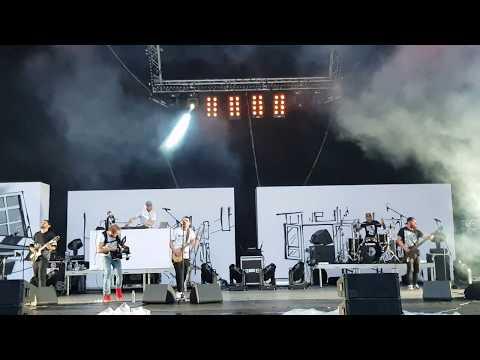 NOIZE MC - Yes, Future ! - Live @ Зеленый театр Москва 14 07 2017