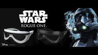 les lunettes 3D starwars