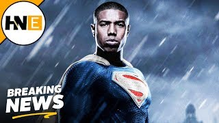 Warner Bros Wants Michael B Jordan for NEW Superman