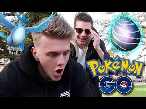 INSANE Pokemon GO Raids w/ Lachlan