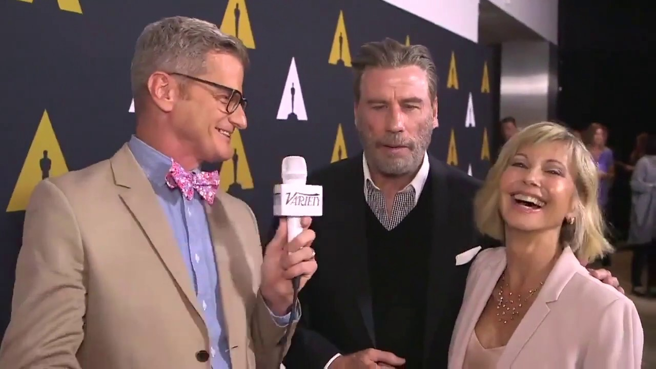 Download Olivia Newton-John, John Travolta & Grease Cast: Variety (August 15, 2018)