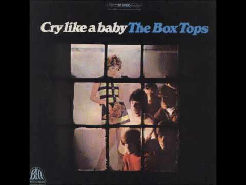 The Box Tops - Cry like a baby (1968) (US, Psychedelic Pop)