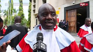 JE MAHAKAMA ZINAJIFUNGIA ? Jaji Kiongozi afafanua 'Tunaihudumia Jamii'